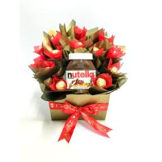 NUTTY NUTELLA